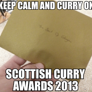Keep Calm And Curry On – Episode 12: Scottish Curry Awards Special