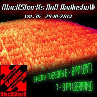 BlacKSharKs DnB Radioshow [www.dnbnoize.com] 2013-10-29 Vol. 76