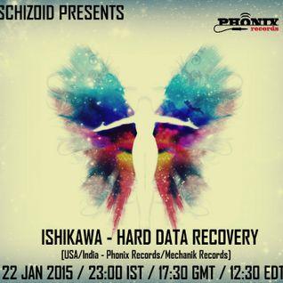 Ishikawa - Hard Data Recovery DJ Set