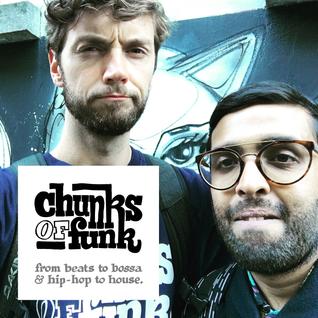 Chunks of Funk vol. 32 with Fourmï Rouz (Music Kabinet, Electrocaïne - Mauritius) - 24.07.2016