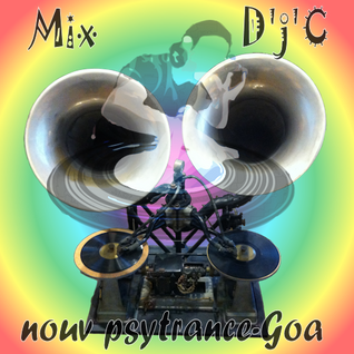 Mix D'j'C PsyTrance-Goa Mixée Le 25 01 2013