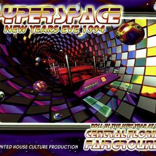 Hyperspace 1995 feat. Chang spinning live oh yeah!