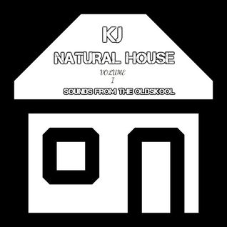 NATURAL HOUSE  - VINYL MIXES - Volume I - Oldskool House - This edition leans towards US House