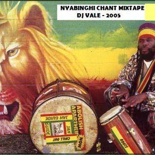 NYABINGHI CHANT MIXTAPE - 2005