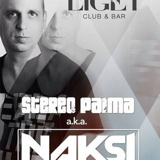 Naksi (Stereo Palma) Live at Morrison's LIGET Club @ Budapest, Hungary 07.02.2014