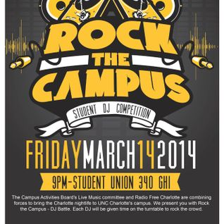 Rock the Campus DJ Competition Set 1