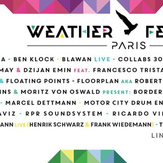Marcel Dettmann - live at Weather Festival 2015, Paris - 05-Jun-2015