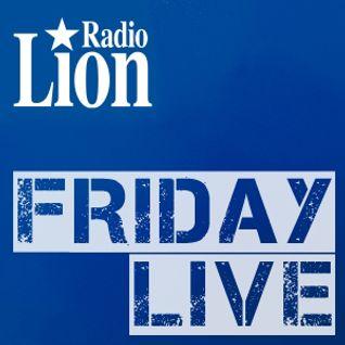 Friday Live - 7 Dec '12