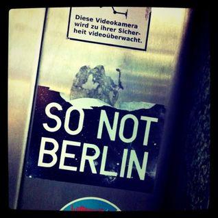 PARTYSMARTIE Making Your Ears Bleed! 'So Not Berlin' Mixtape