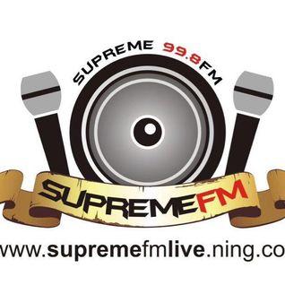 DJ Claudius Supreme FM Drivetime show 23rd May 2016