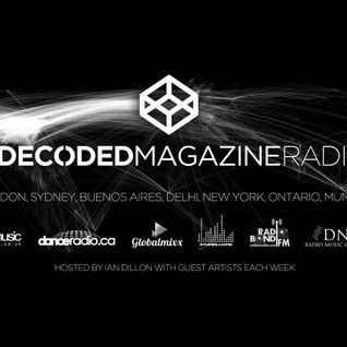 Exclusive Mix For Decoded Magazine [Oct 2014]