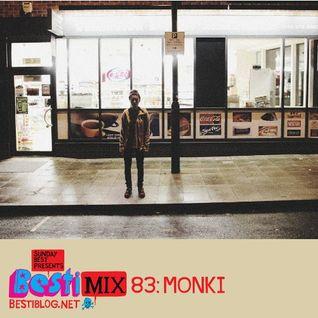 Bestimix 83: Monki