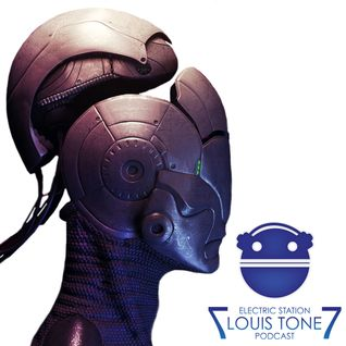 Louis Tone - Electric Station Podcast 7 (Electro\House\Progressive 2013)