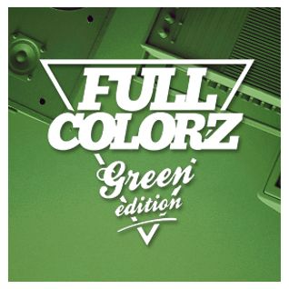 SupaGroovalistic - Full Colorz (Green edition)