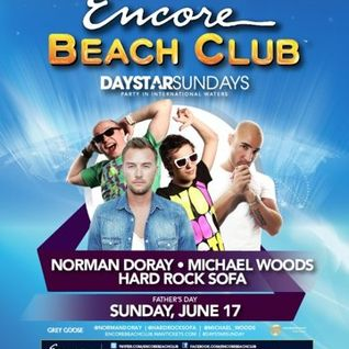 Michael Woods - Live @ Encore Beach Club (Las Vegas) - 17.06.2012