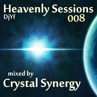 Crystal Synergy Guest Mix - DJ Yf Heavenly Sessions 008 - Sep 2010
