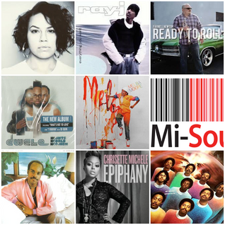 Instant Vintage on Mi-Soul Tuesday April 14th 2015