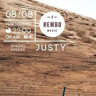 Justy - SummerCast @ Rembo Music (2014 August)
