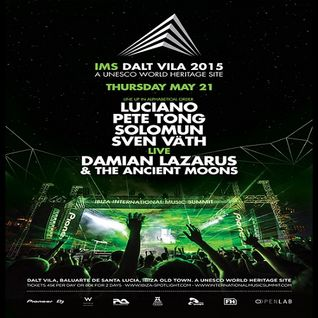 Luciano  - Live At IMS Dalt Vila 2015 (Ibiza) - 21-May-2015
