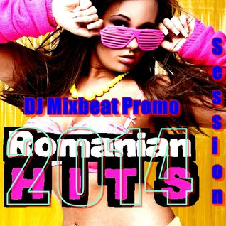 DJ Mixbeat Promo  - Romanian Session (2014)