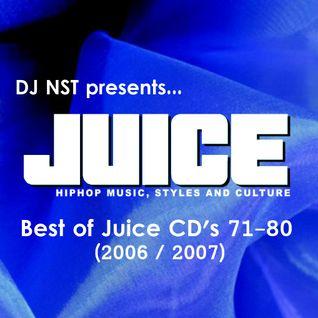 DJ NST - best of juice CDs 71-80