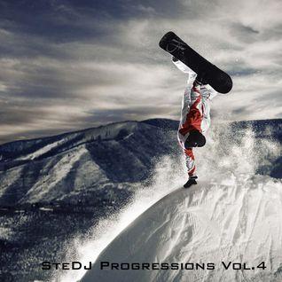 SteDJ Progressions Vol.4