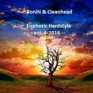 Euphoric Hardstyle #04 - 2016