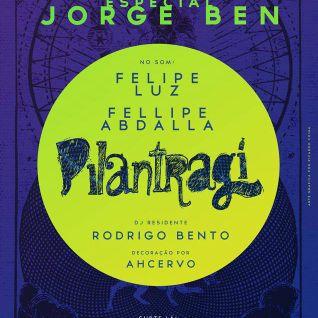 Set Especial Jorge Ben - Festa Pilantragi - 11/07