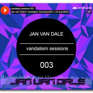 Jan van Dale - Vandalism Session 003