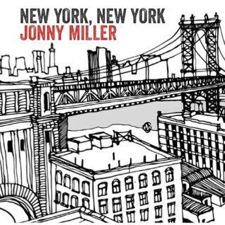 New York, New York... Mixed by Jonny Miller