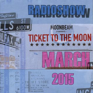 Ticket To The Moon 015 (March 2015)