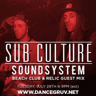 Sub-Culture Soundsystem 005 7/28/15