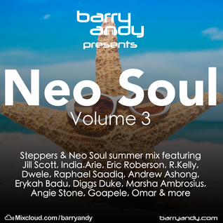 Barry Andy - Neo Soul Volume 3 - Summer Mix