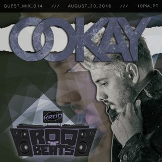 ROQ N BEATS - DJ JEREMIAH RED 8.20.16 - GUEST MIX: OOKAY - HOUR 1