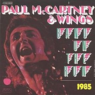 Band On The Run - Paul Mcartney & Wings
