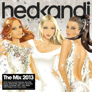 Hed Kandi: The Mix 2013 CD2 (Mixed by Dan Van) By I ♥ Trance House music