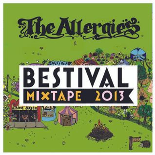 The Allergies - Bestival 2013