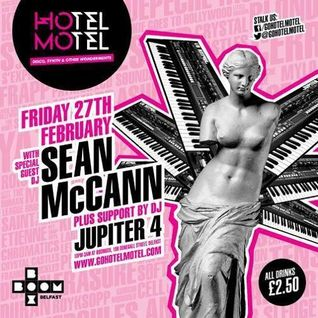 Live @ HOtel MOtel Boombox Belfast 27th Feb (2015)