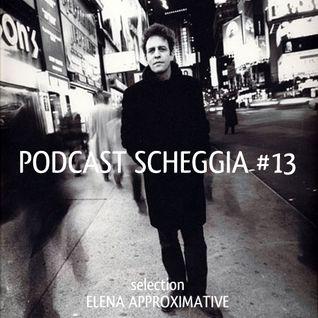Scheggia podcast 13: 13-01-2014