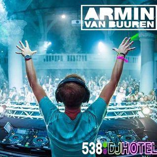 Armin van Buuren - Radio 538 Hotel 538 - 19-OCT-2016