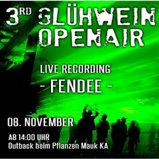 Fendee @ Glühwein OpenAir Karlsruhe [08.11.2014]