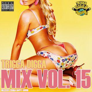 TRIGGA DIGGA MIX VOL. 15