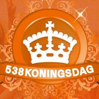 Armin van Buuren - Live @ 538 Koningsdag 2015 - 27.04.2015