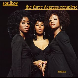 the three degrees complete