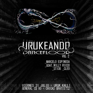 Urukeando Dancefloor promo set - Willy Ricco