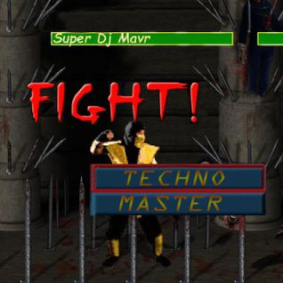 Super Dj Mavr - Techno Master Fight