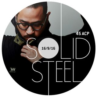 Solid Steel Radio Show 16/9/2016 Hour 2 - 45 ACP