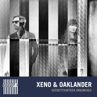 Xeno & Oaklander - Secret Thirteen Mix 150