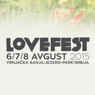James Zabiela - Live at LoveFest 2015, Vrnjacka Banja, Serbia (08-08-2015)