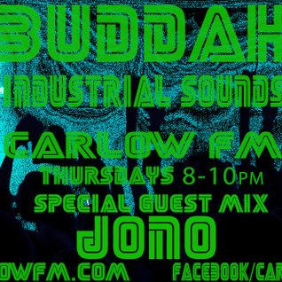 Happy Buddah / Jono - Carlow FM - 04th August 2016 - Industrial / Dark Techno mix